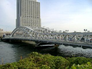 隅田川橋梁-白髭橋1