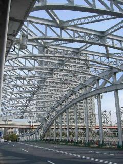 隅田川橋梁-白髭橋2