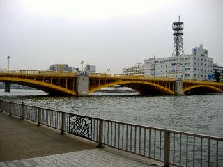 隅田川橋梁-蔵前橋1